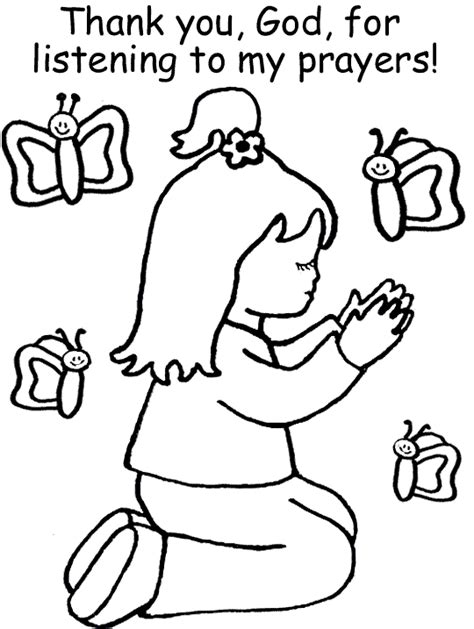 thank you god for food coloring page free printable christian coloring pages for kids best