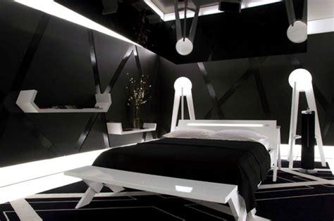 Black And White Bedroom Interior Design Interior Design Ideas Bedroom Black White Home