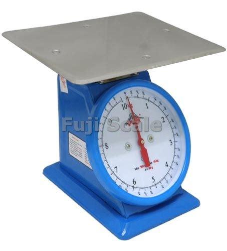 Timbangan Manual 100 Kg fuji standard flat plate