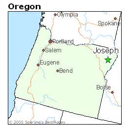 best places to live in joseph oregon