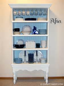 Cheap Bookshelves For Sale - diy china cabinet after crafty nest