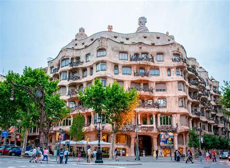 casa de la pedrera la pedrera spain travel and tourism gu 237 a tur 237 stica de