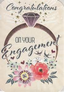 congratulations on your engagement card engagement specific occasion cards cards wrap