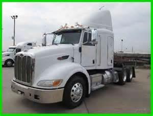 peterbilt 384 2012 sleeper semi trucks