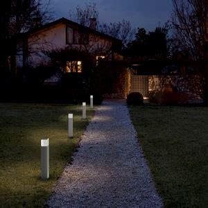 illuminazione viali lade da esterno tecnica nella luce led design lade