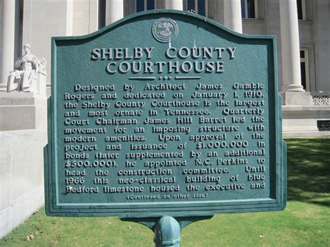 Shelby County Tn Court Records County Court