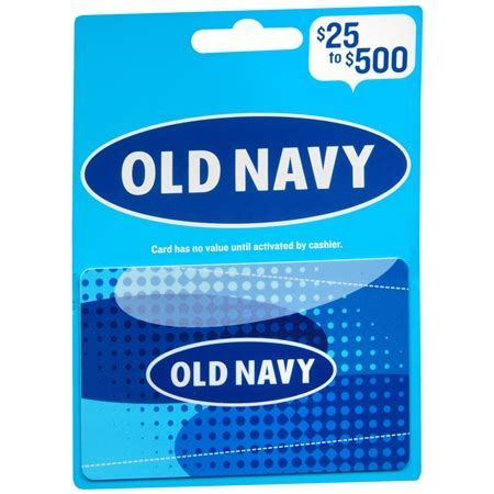 Gift Card Balance Old Navy - old navy non denominational gift card walgreens