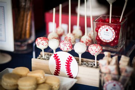 Baseball Baby Shower Decorations by Lil Slugger Baseball Baby Shower The Couture Cakery