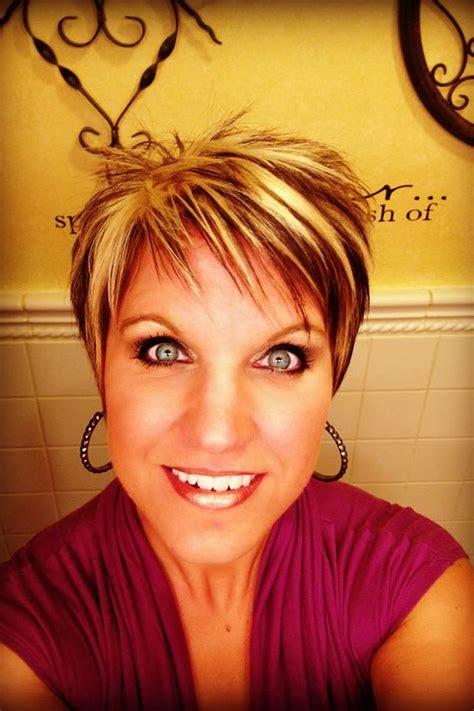 can you have a choppy pixie cut on a heart shaped face best 25 razored hair ideas on pinterest auburn bob
