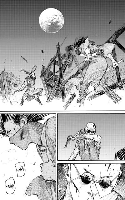 Blade of the Immortal #101 Trickster (Part 3 of 4
