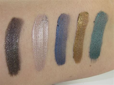 maybelline color tattoo swatches maybelline color eye chrome review swatches