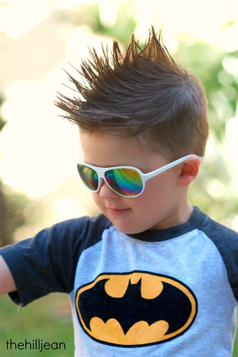 Mohawk Hairstyles For Boys by Boys Hairstyles 13 Ideas How Does She