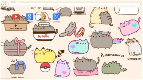 'Kawaii''kawaii''Pusheen''Pusheen'cat''Cat''unicorn''cute