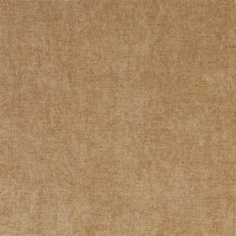 Traditional Upholstery Camel Beige Smooth Velvet Upholstery Fabric By The Yard