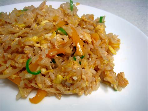 thai style fried rice recipe dishmaps