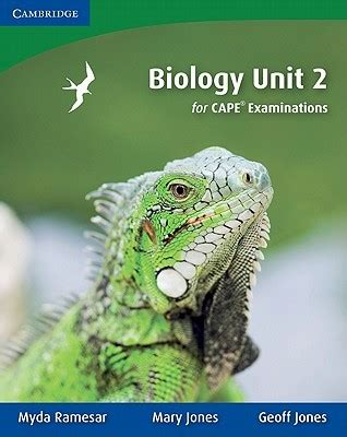 biology unit   caper examinations  myda ramesar