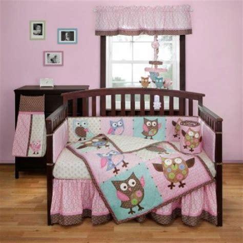 Banana Fish Crib Bedding Bananafish Calico Owls Crib Bedding And Decor Baby Bedding And Accessories