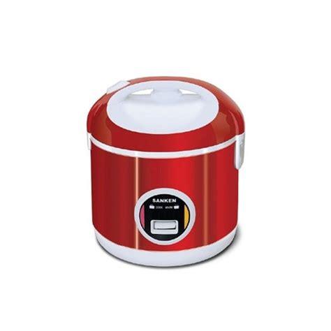 Rice Cooker Sanken Sj 3010 jual rice cooker sanken sj 200 murah harga spesifikasi