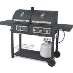 Backyard Charcoal Grill Backyard Grill 667 Sq In Gas Charcoal Grill Walmart