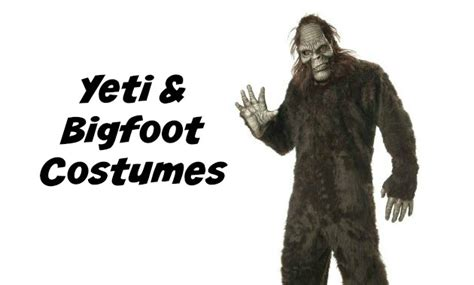 Snowman Home Decor Yeti Amp Bigfoot Costumes Isleofhalloween Com