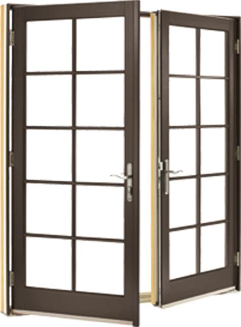 french doors swing in or out hinged swinging patio doors marvin family of brands