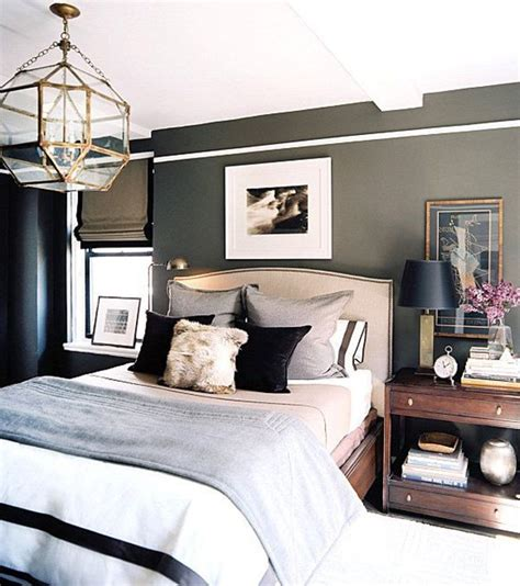 Ideas For Masculine Bedroom Design Masculine Bedroom Interior Design Ideas
