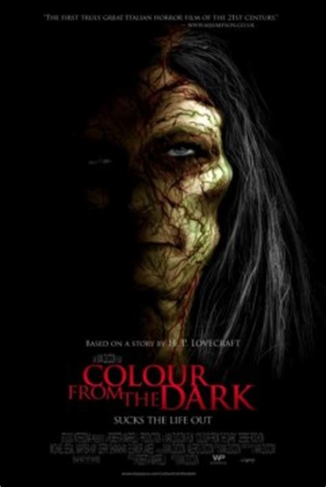 film ghost italiano colour from the dark il trailer dell horror italiano di