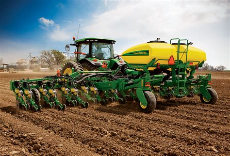 John Deere Planting And Seeding Equipment Hutson Inc Deere Planters