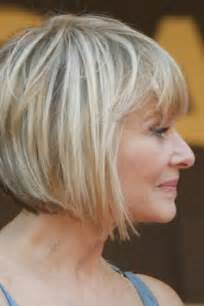 wedge haircuts for 60 wedge haircuts for women over 60 short hairstyle 2013