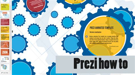 How To Change Template On Prezi how to change shape background preziland