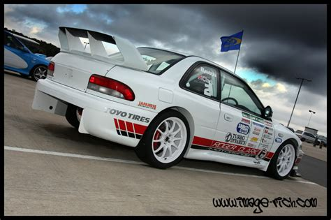 subaru gobstopper brands hatch s time attack en subaru impreza de 850 ch