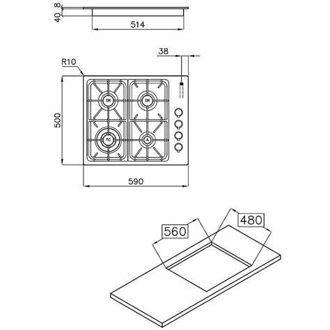 piani cottura foster prezzi foster 7053 062 piano cottura piani cottura vendita
