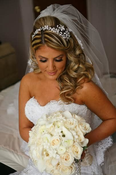 Wedding Hairstyles Cathedral Veil by Encrusted Cathedral Veil Bridal Styles