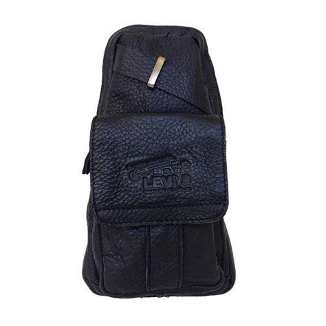 Tas Zara Bag Messenger 2 Pocket levis sling bag