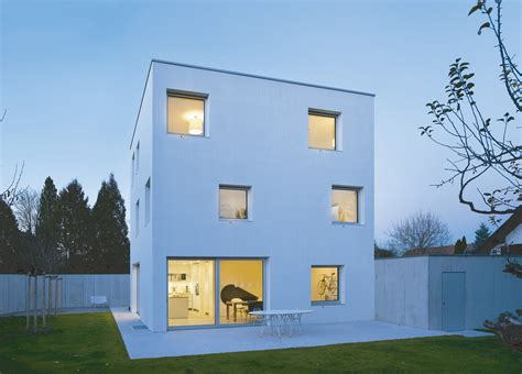 D Haus by Gallery Of Haus D Eberle Architeckten Bda 6