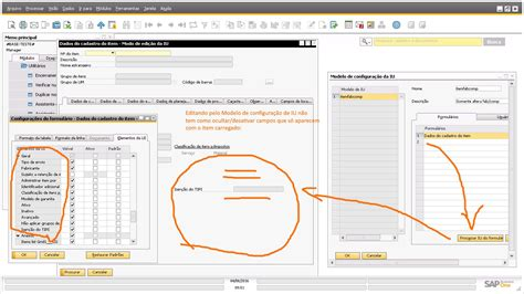 sap ui layout form formcontainer sap business one 9 1 configurable ui hide functions