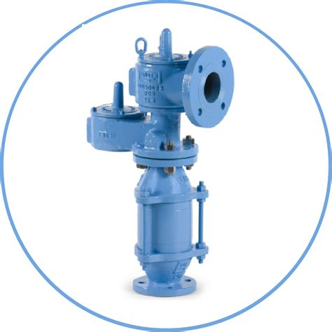 Vaccum Relief Valve Bio Gas Control And Safety Equipment Systems Assentech