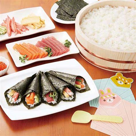 Pembungkus Sushi Roll And Free Spoon Limited roll temaki sushi maker rabbit p 3363 2 86 torune kitchen tools