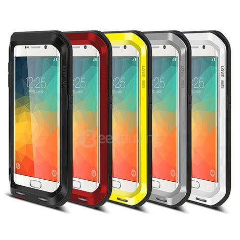 Mei Lunatik Samsung Galaxy S6 Edge Casing 1 mei powerful dirt shockproof protective for samsung galaxy s6 edge plus black