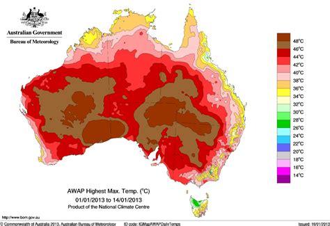 bureau of meteorology australia what s causing australia s heat wave