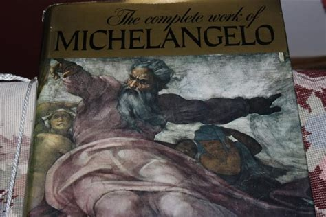 michelangelo draftsman and designer books a hardcover book on michelangelo