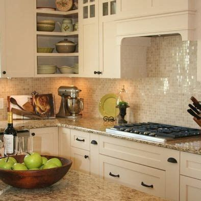 backsplash color with giallo ornamental new house