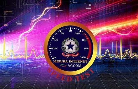 speed test agcom misura programma per velocit 224 adsl dell agcom
