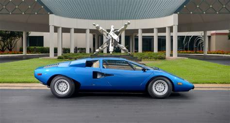 Lamborghini Countach: Welcome to the millionaire's club