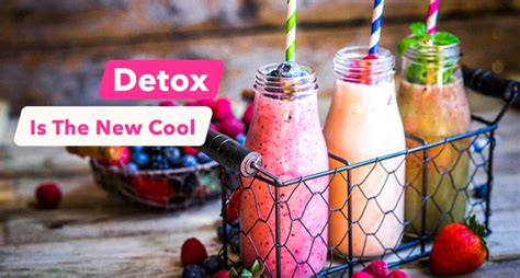 When Is The Detox Time In The by Detox Drinks For A Healthy Lifestyle