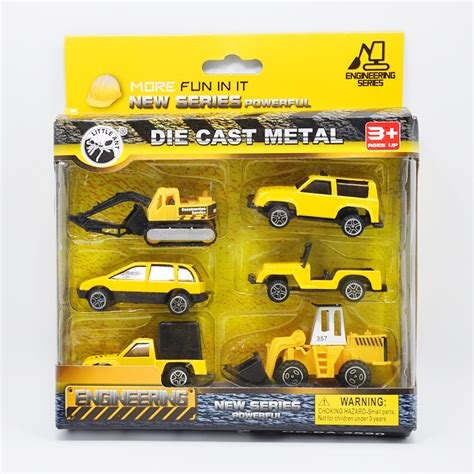 Car Minny Set 5in1 sale fancy mini cars set safe plastic race cars truck and machinery cars best gift