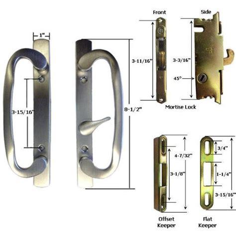 Milgard Patio Door Handle by Patio Door Handle Parts Best Of Milgard Sliding Glass Door