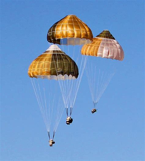 parachute 2 lve 8490490899 ejection seat parachutes airborne systems