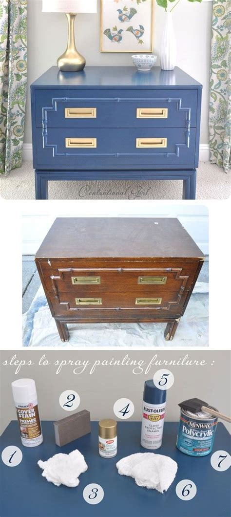 Best Furniture Paint Sprayer by 17 Best Ideas About Spray Painting Furniture On