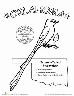 oklahoma state coloring pages coloring pages